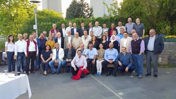 ITU182 Ortaköy Buluşması