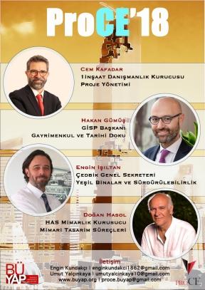 ProCE Konuşmacılar